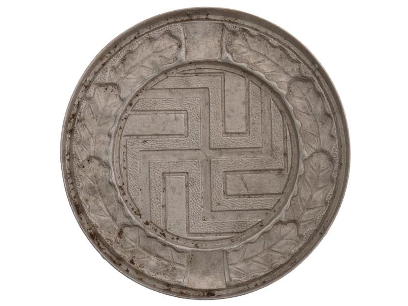 BADGE OF THE GERMAN REGIMENT (CROAT ARMY) WW II
