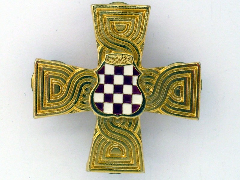 War Commemorative Cross 1992-95