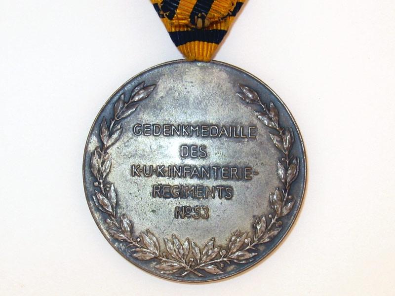 Commemorative medal of Zagreb's