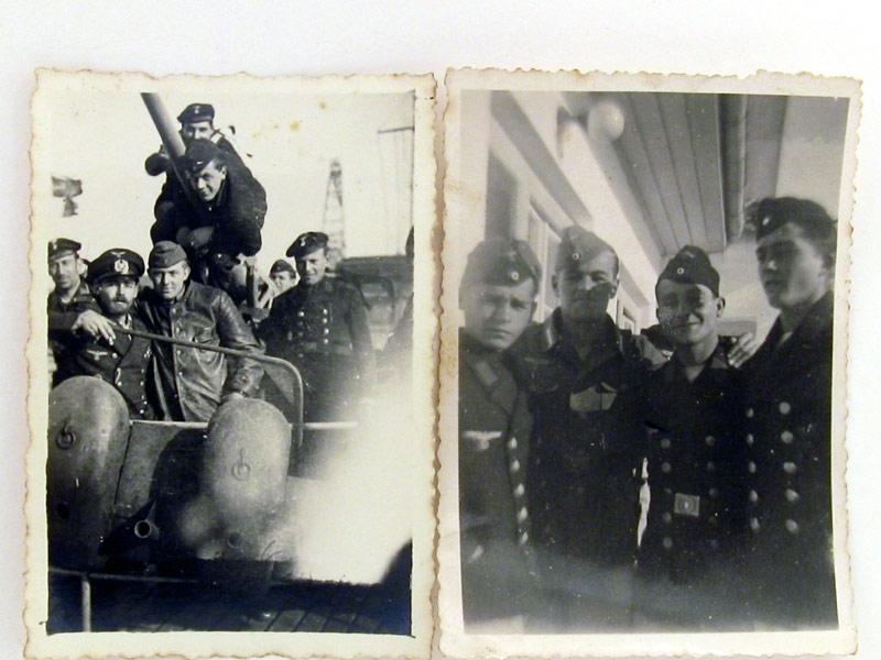 Group of Eleven Original Photos