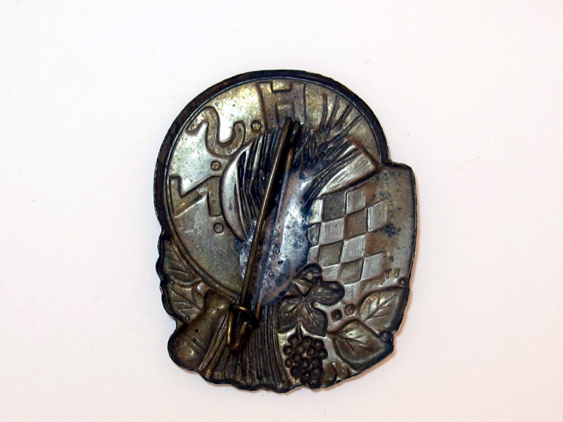 H.S.Z. Badge,
