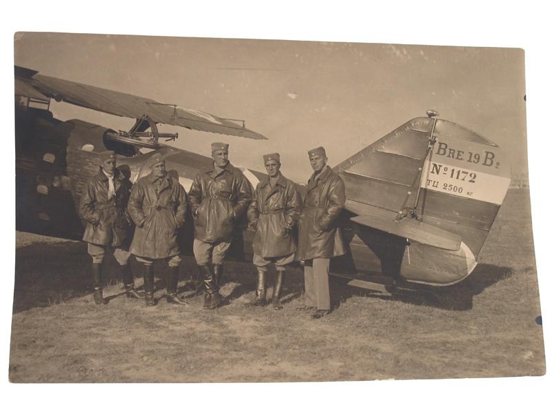 Pilots by Aircraft Breguet,