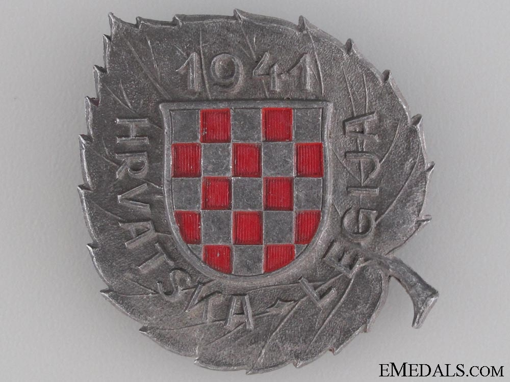 Croatian Legion Award WWII