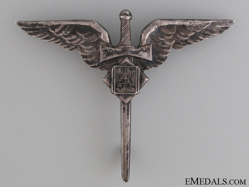 Czechoslovakian Air Force - Air Gunner's Badge
