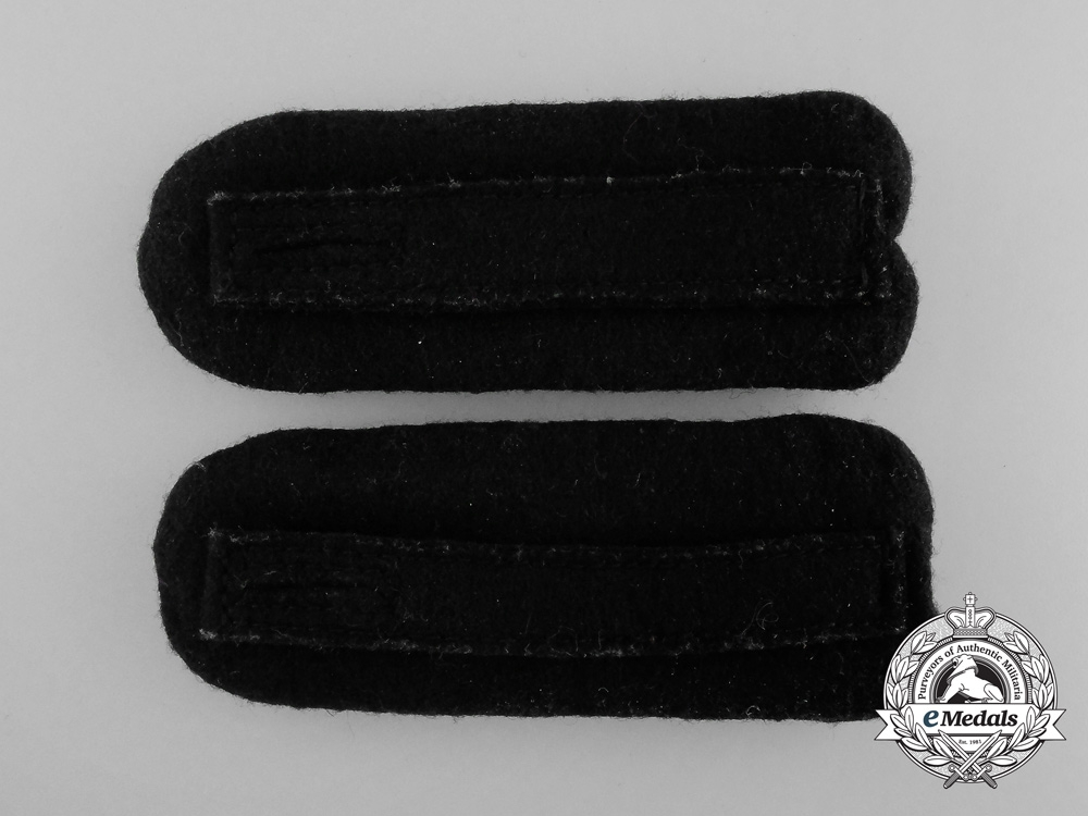 Germany. A Set of Unusual & Unidentifiable Shoulder Boards