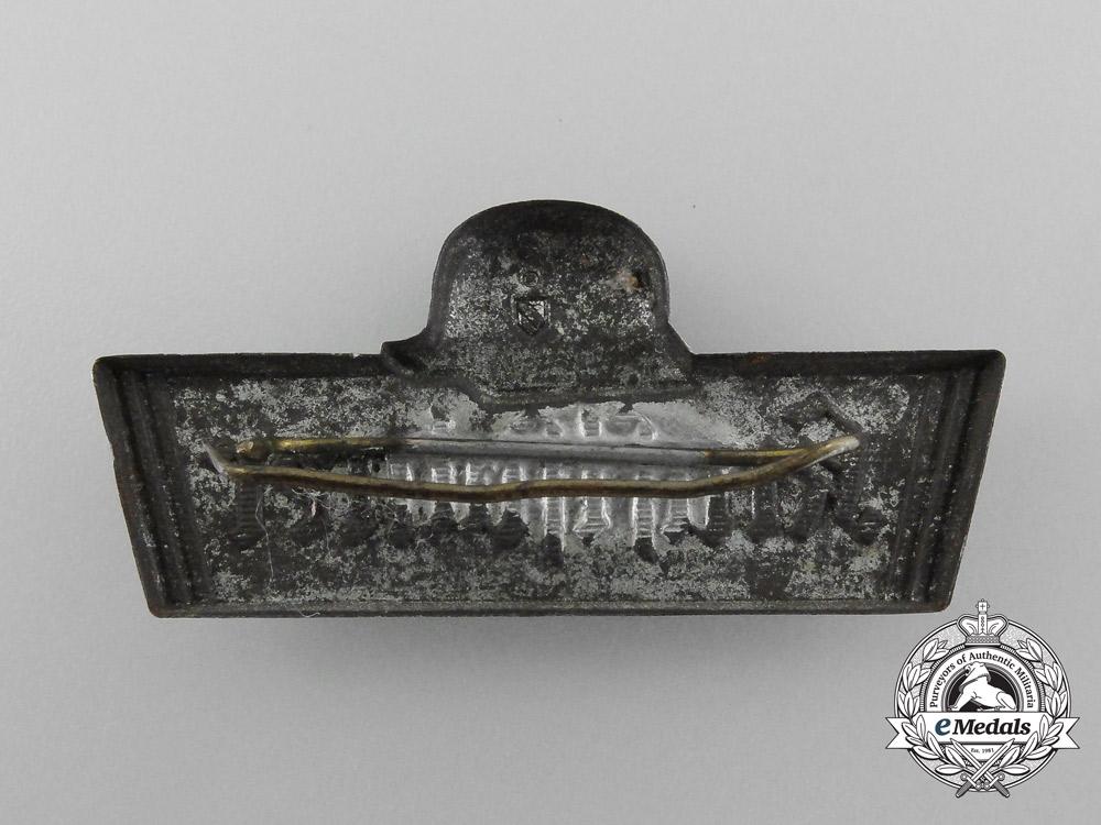 A Third Reich Period Truck Driver's Identification Badge