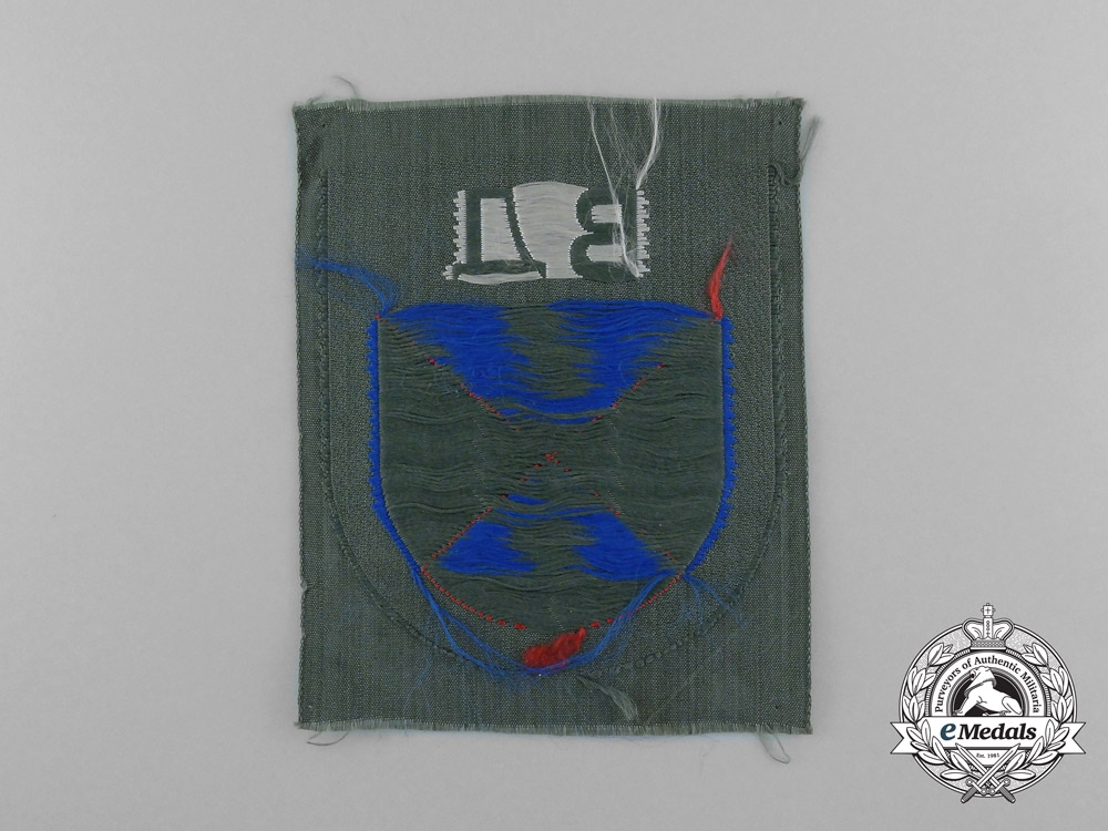 A Mint Don Cossack Volunteer Sleeve Patch