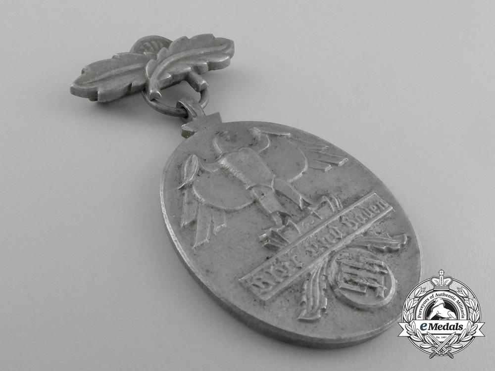 A Reichsnährstand 10-Year Faithful Long Service Award