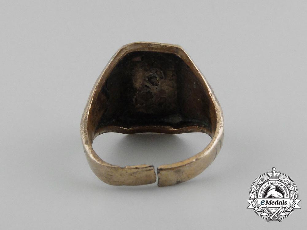An Early Second War Luftwaffe Ring