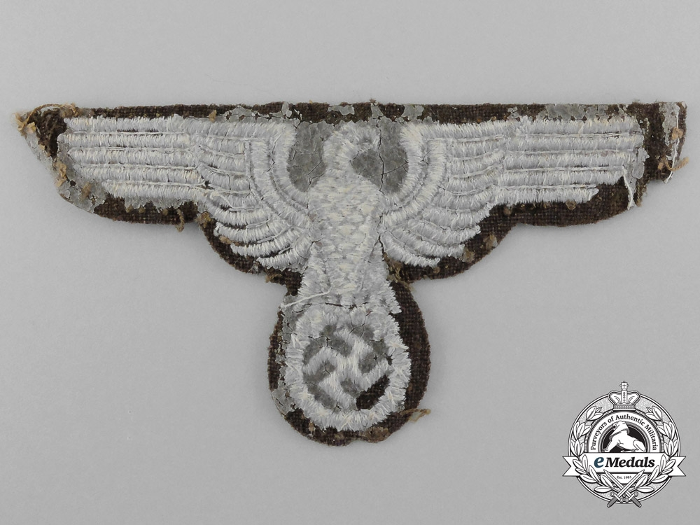 A Sleeve Eagle for Tunic for NCO's/Enlisted Rank; Eastern Territories