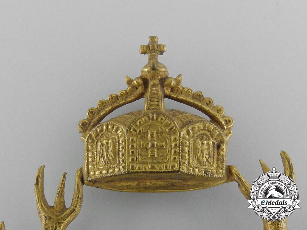 A Scarce Freikorps Award of the Sturmabteilung Roßbach