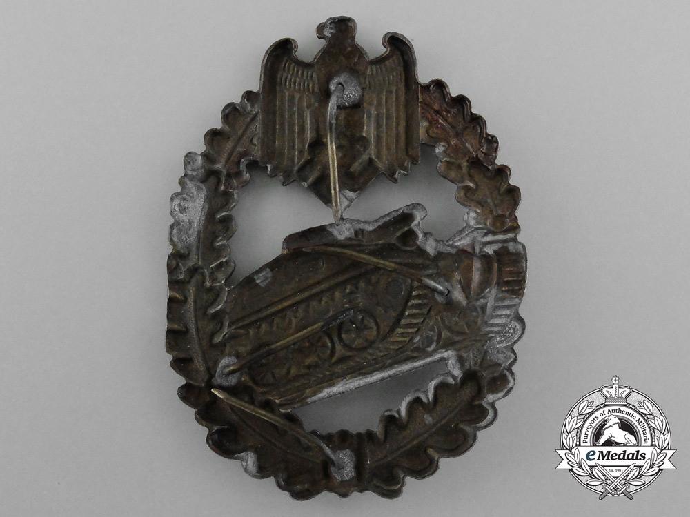 A Second War Panzer Shooting Lanyard Badge