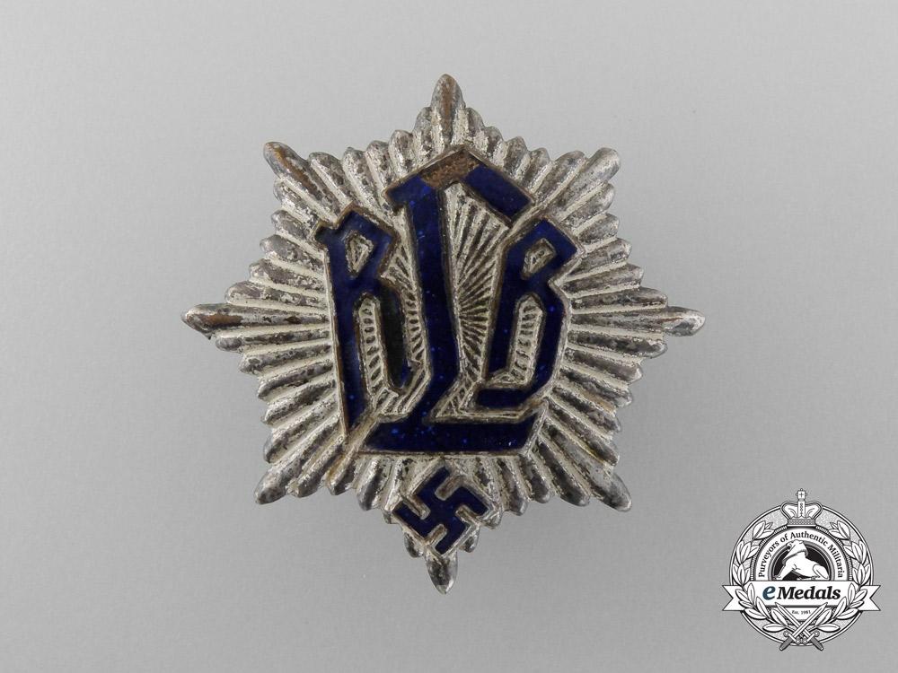 An RLB Cap Insignia