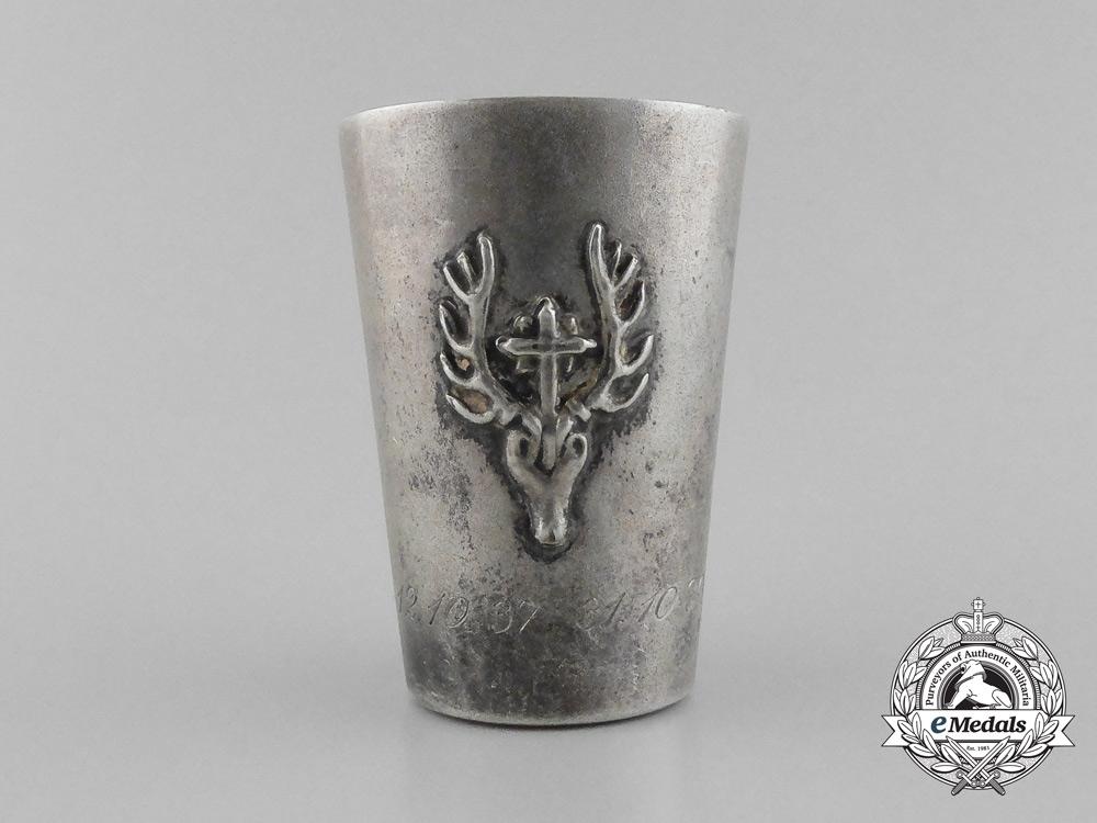 A German Hunting Association (Deutscher Jagdverband) Two-Year Award 1937-1939