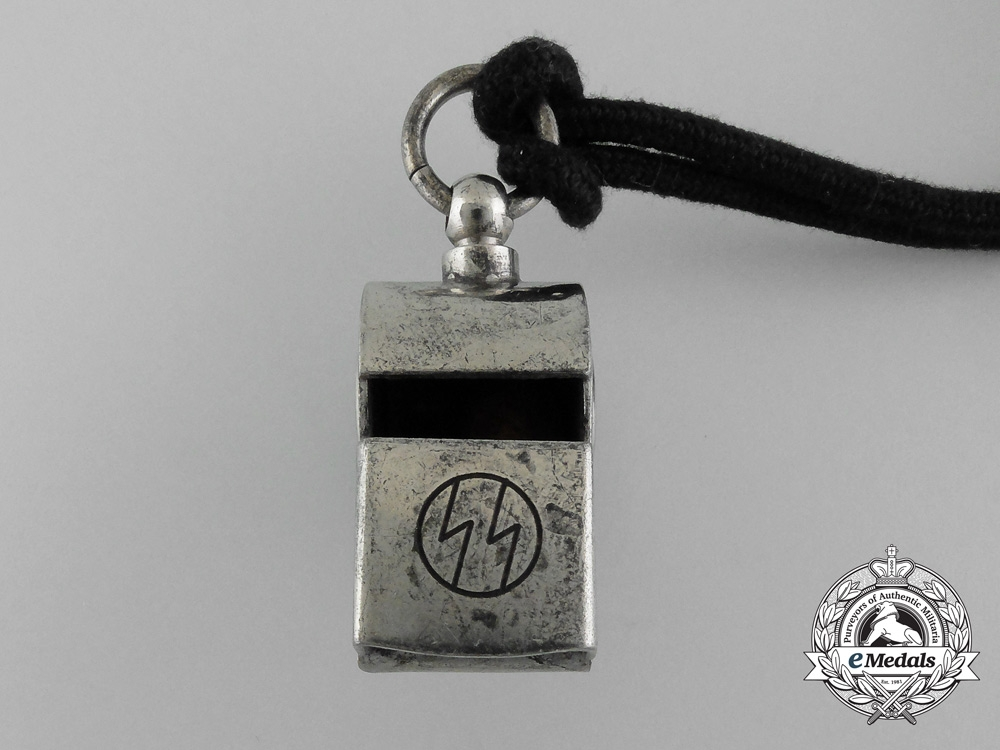 An SS Whistle