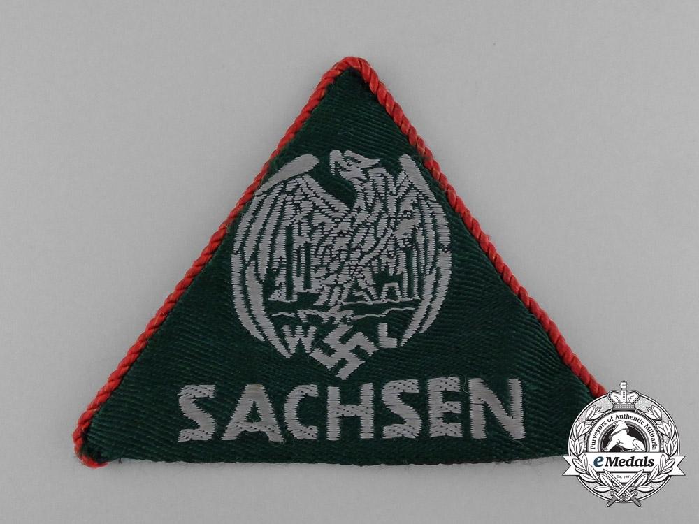 A Saxon Factory Supervisor Insignia