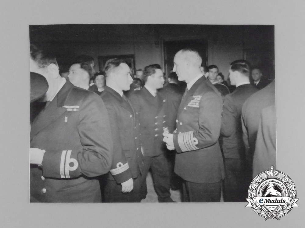 An Extremely Scarce Polish Navy MBE Gallantry Group to Andrzej Ożegowski