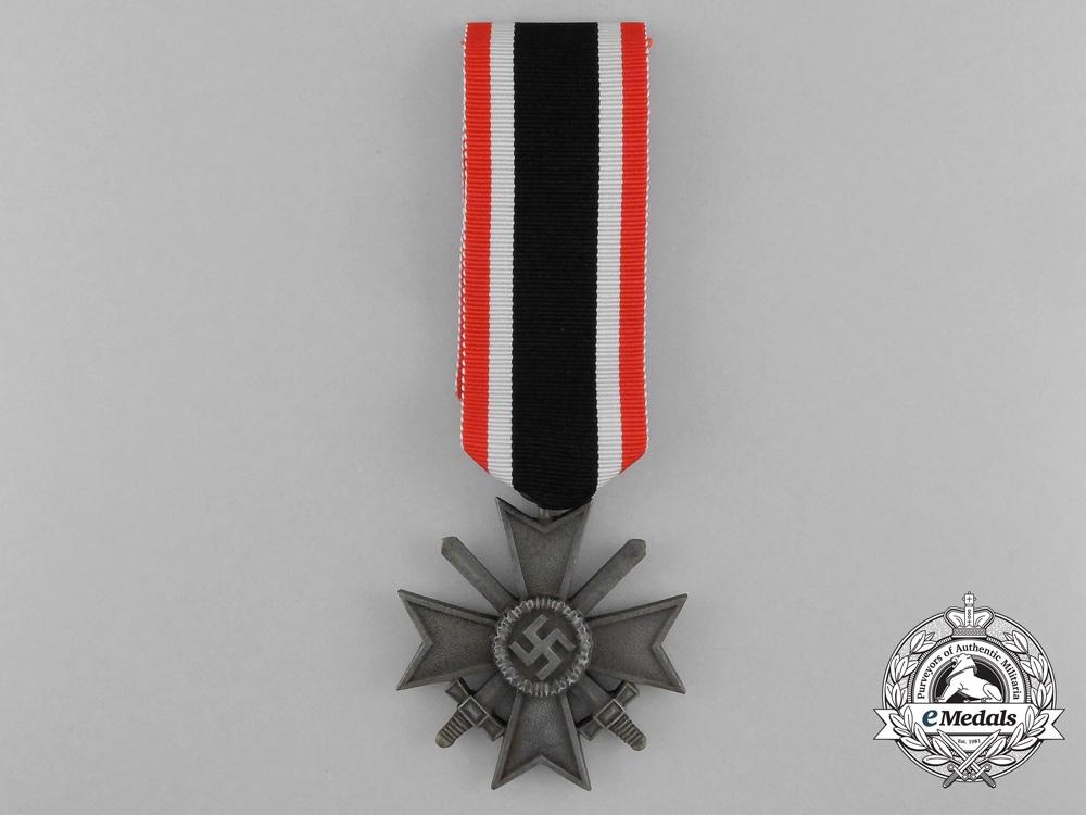 A Mint War Merit Cross Second Class in Original Packet of Issue by Deschler und Sohn