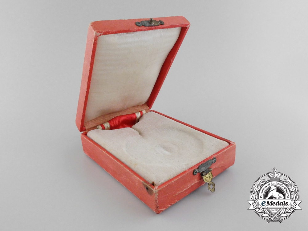 A Russian Imperial Case for the Order of St. Stanislas