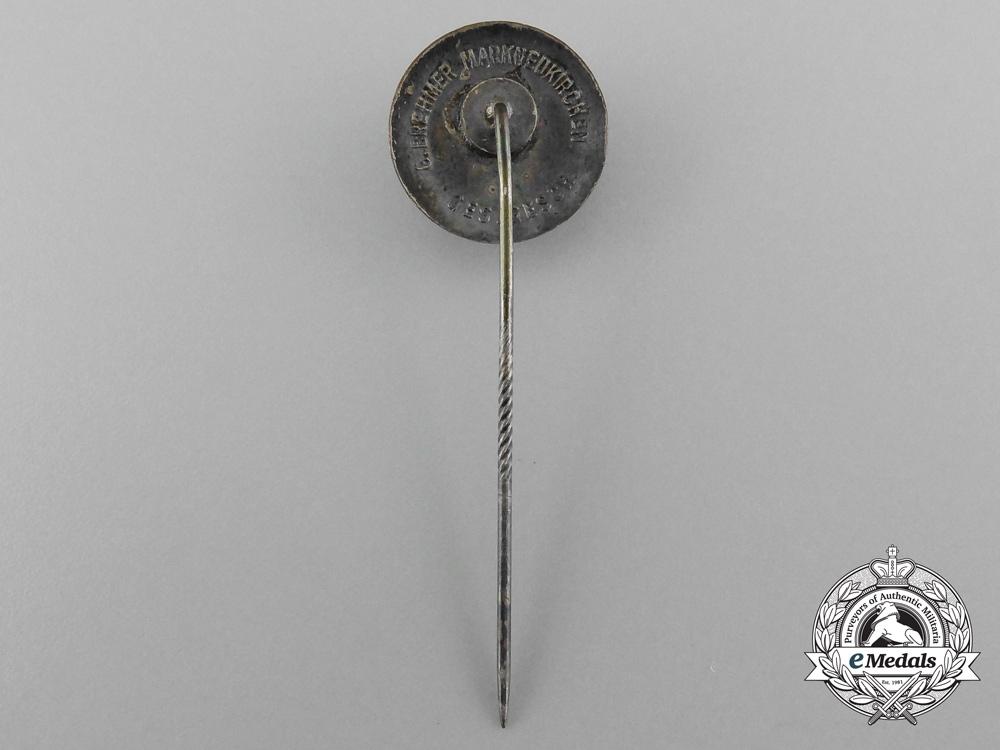 A Reichsluftschutzbund Membership Stickpin