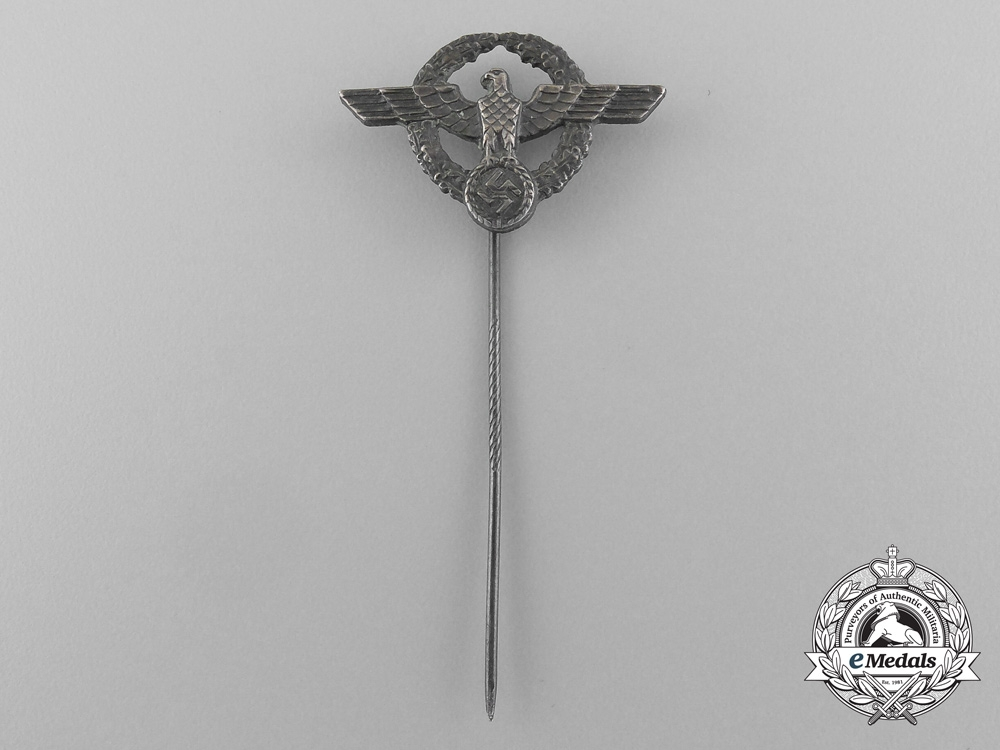A Wehrmacht Heer (Army) Civilian Employee Stick Pin