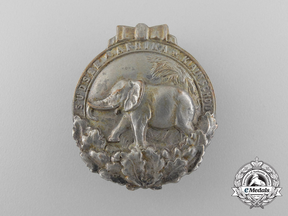 A German Imperial Colonial Badge