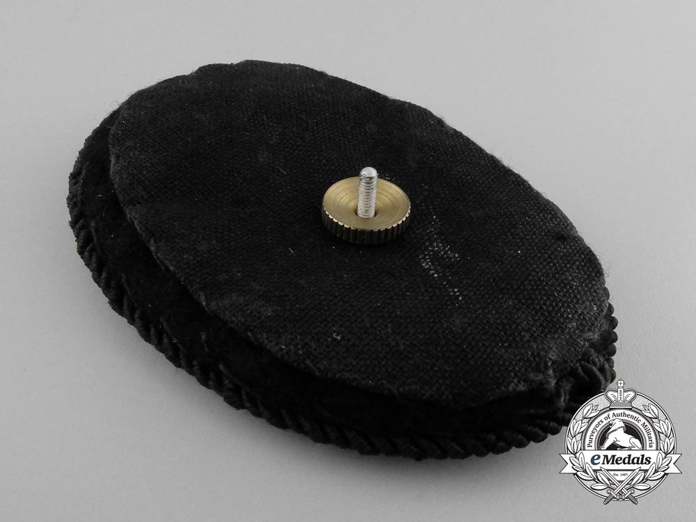 A Royal Norwegian Air Force Cap Badge