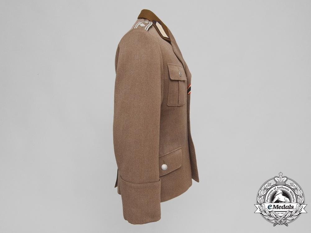 A Reichsarbeitsdienst Obertruppführer Officer's Tunic