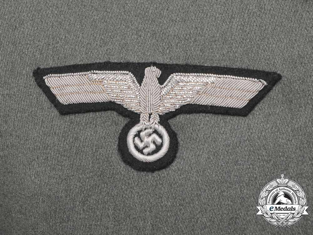 A Wehrmacht Oberstabsarzt Medical Officer's Tunic