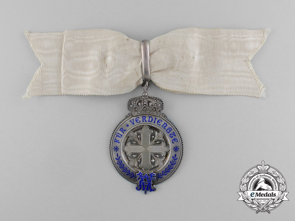 Prussia, Kingdom. A Ladies Merit Cross