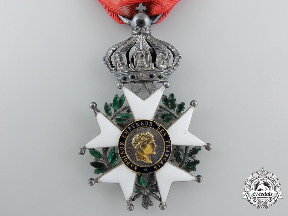 A French Legion D'Honneur; (1852-1870) Second Empire Knight