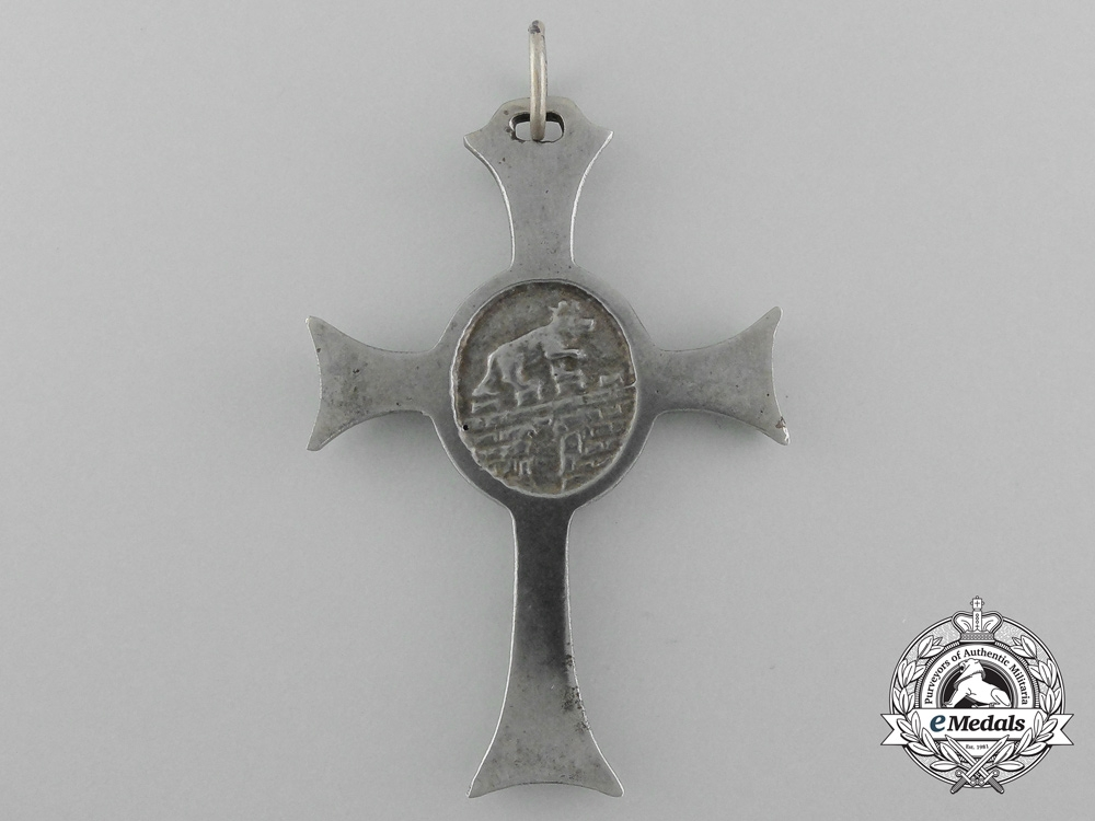 A First War Anhalt Nurse's Cross 1914