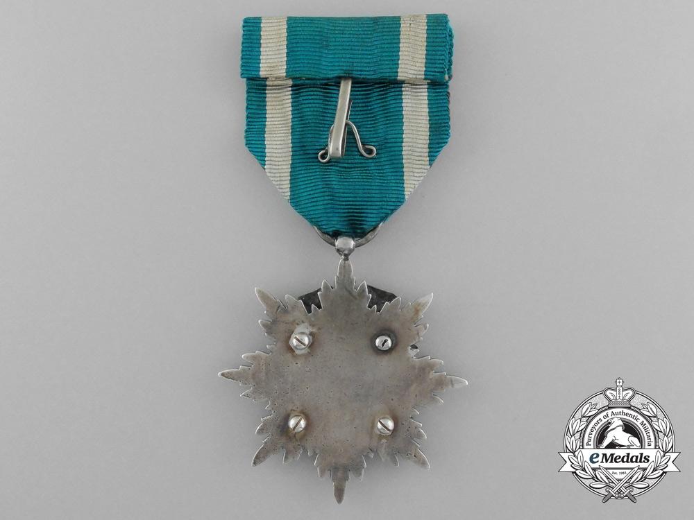 Japan, Empire. An Order of the Golden Kite, V Class