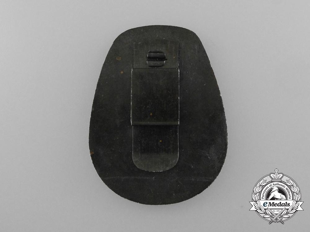 A Second War Hungarian Close Combat Badge