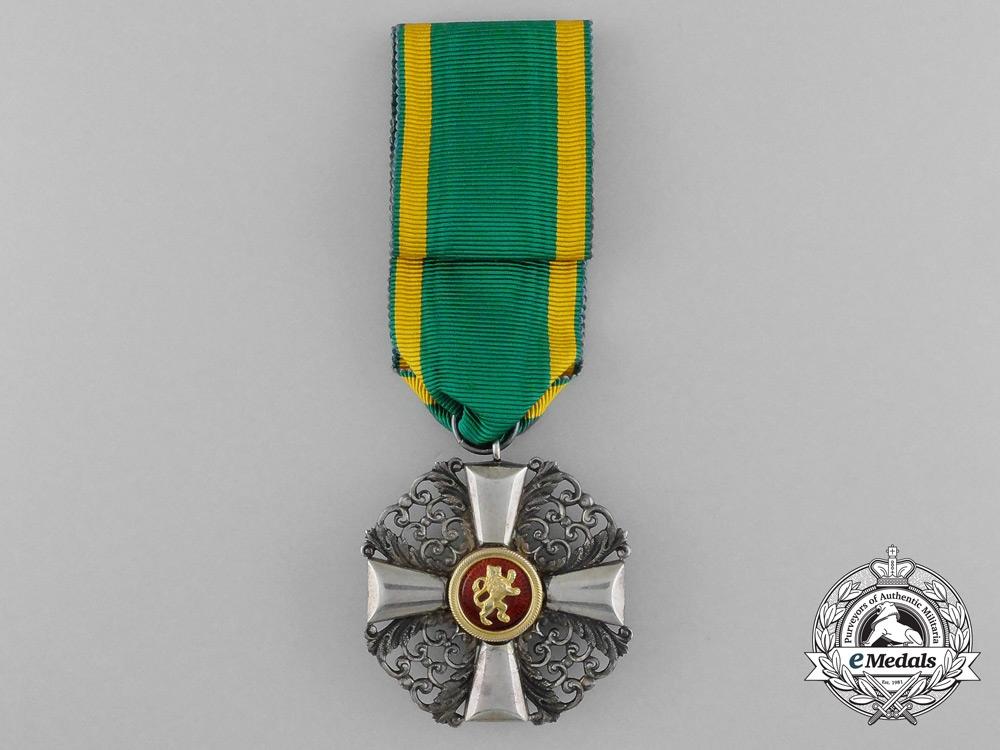 An Order of the Lion of Zahringen, Knight 2nd Class