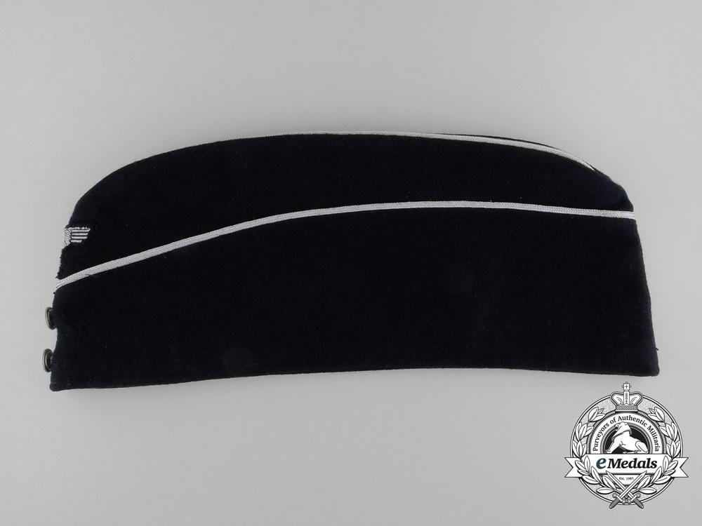 A German Labour Front (DAF= Deutsche Arbeitsfront) Officer's Side Cap