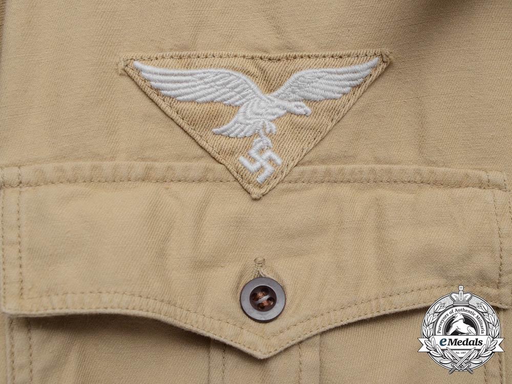 A Luftwaffe Tropical Pull Over Shirt