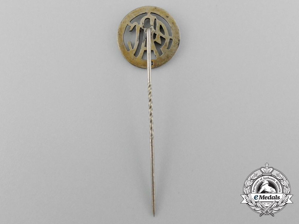 An ADAC Motor Sports Club District Lower Saxony Membership Stick Pin