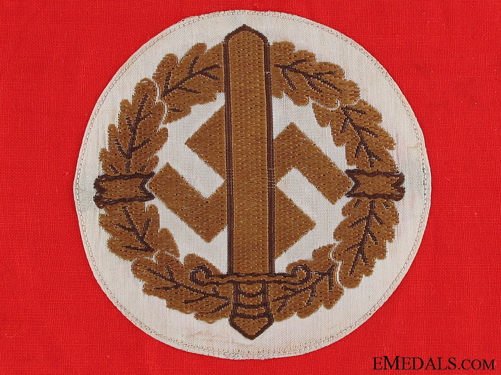 WWII German SA Cotton Armband