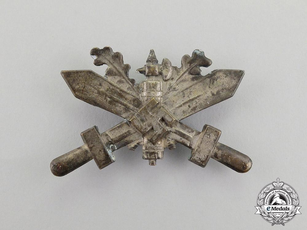 An Italian Social Republic Honour Badge