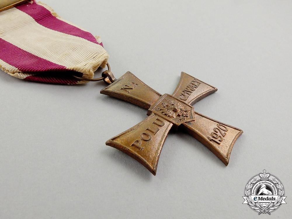 Poland. A Cross of Valor; Second War Type