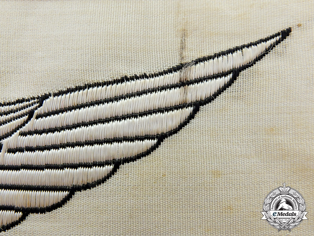 Germany. A Mint & Unissued Third Reich Period Luftwaffe Officer's Staff Car Pennant