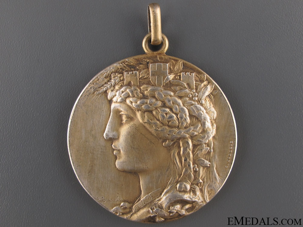 Divisione Militare Alessandria Medal – Silver