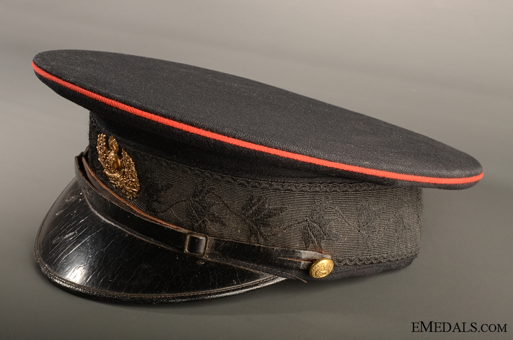 7th Fusiliers Cap by Muir Cap Company Toronto