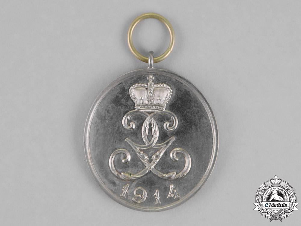 Schwarzburg-Rudolstadt, Principality. A Merit Medal, c.1915
