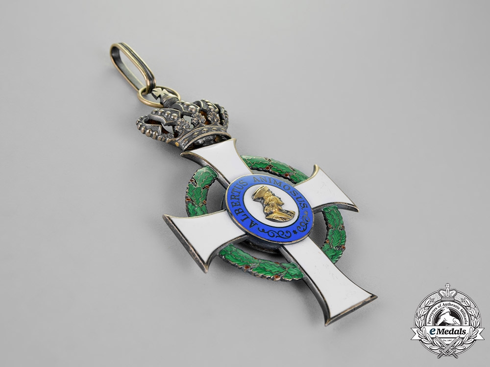 Saxony, Kingdom. An Albrecht Order, Grand Cross Badge, by G.A.Scharffenberg, c.1910