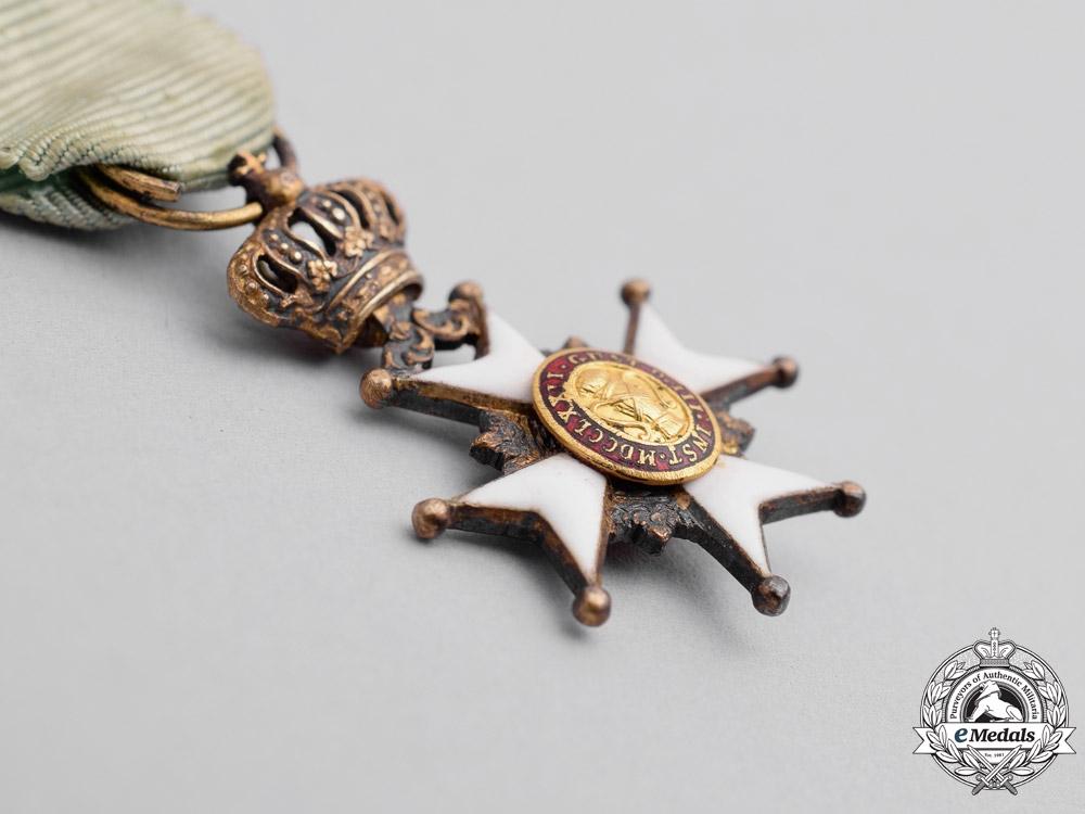 Sweden. A Miniature Order of Vasa