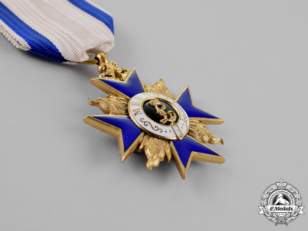 Bavaria, Kingdom. An Order of Military Merit, Third Class, by Weiss & Cie, c.1910
