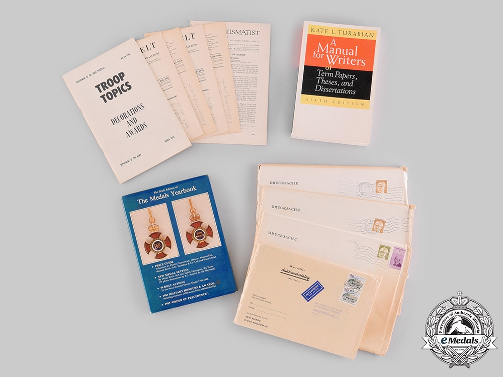 United States, International. A Lot of Thirty-One Publications from the Library of Dr.Goodwin