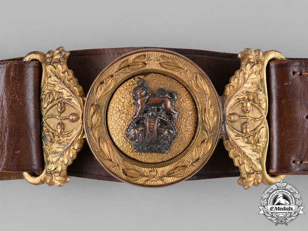 Canada, CEF. A Nursing Sisters Belt and Buckle